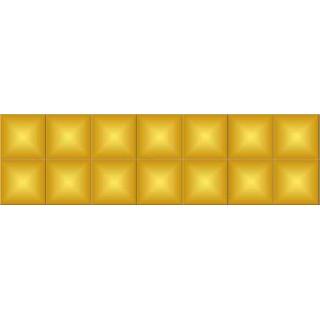 Стразы для алмазной вышивки DMC 725 квадратные 1,4 г