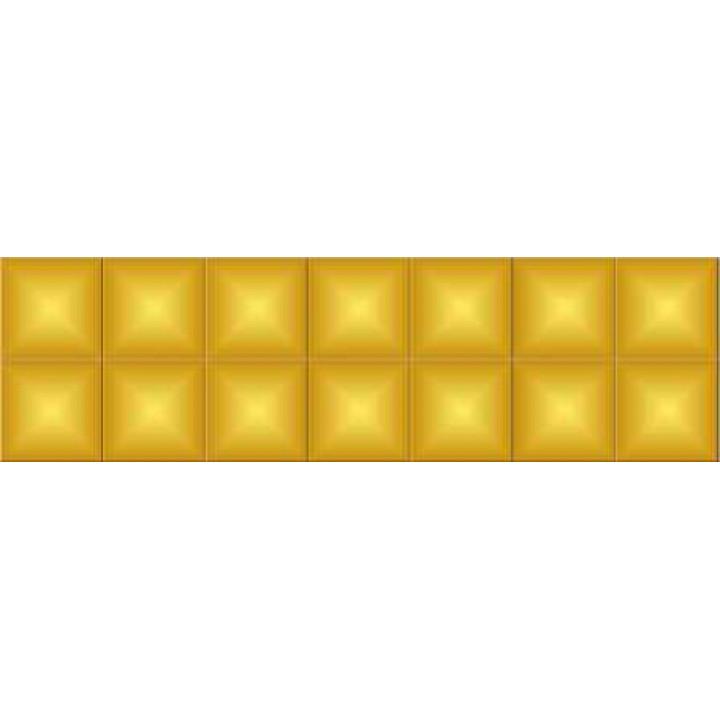 Стразы для алмазной вышивки DMC 725 квадратные 200-220 шт