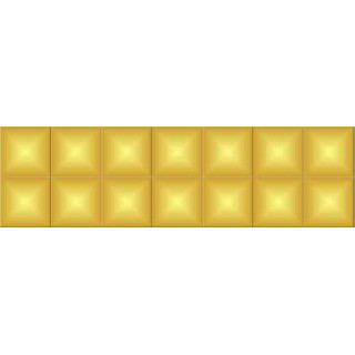 Стразы для алмазной вышивки DMC 743 квадратные 1,4 г