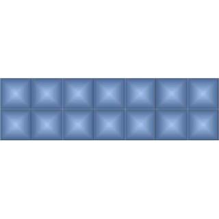 Стразы для алмазной вышивки DMC 794 квадратные 1,4 г