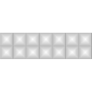 Стразы для алмазной вышивки DMC Blanc / 3867 квадратные 1,4 г