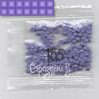 Стразы для алмазной вышивки DMC 155 квадратные 1,4 г