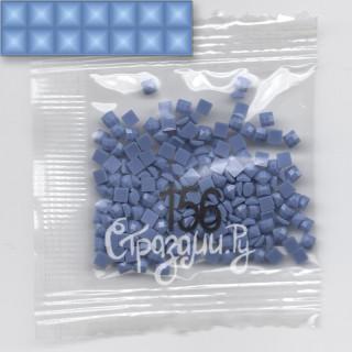 Стразы для алмазной вышивки DMC 156 квадратные 1,4 г