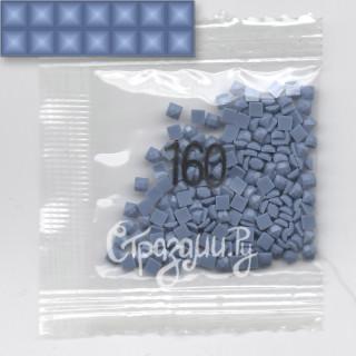 Стразы для алмазной вышивки DMC 160 квадратные 1,4 г