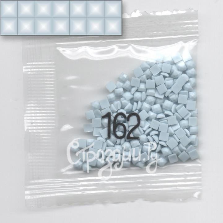 Стразы для алмазной вышивки DMC 162 квадратные 1,4 г