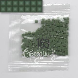 Стразы для алмазной вышивки DMC 163 квадратные 1,4 г