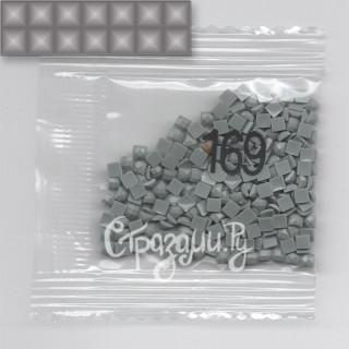 Стразы для алмазной вышивки DMC 169 квадратные 1,4 г