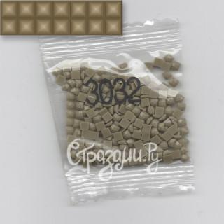 Стразы для алмазной вышивки DMC 3032 квадратные 1,4 г