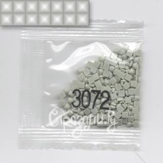 Стразы для алмазной вышивки DMC 3072 квадратные 1,4 г