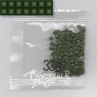 Стразы для алмазной вышивки DMC 3362 квадратные 1,4 г