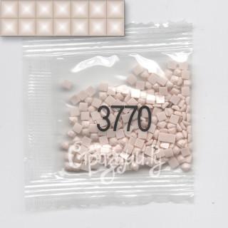 Стразы для алмазной вышивки DMC 3770 квадратные 1,4 г