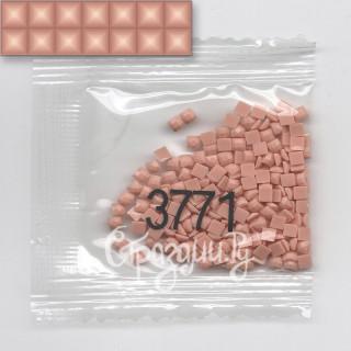 Стразы для алмазной вышивки DMC 3771 квадратные 1,4 г