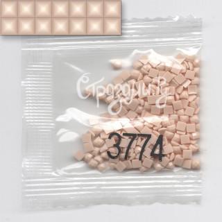Стразы для алмазной вышивки DMC 3774 квадратные 1,4 г
