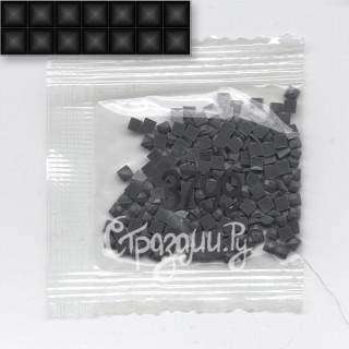Стразы для алмазной вышивки DMC 3799 квадратные 1,4 г