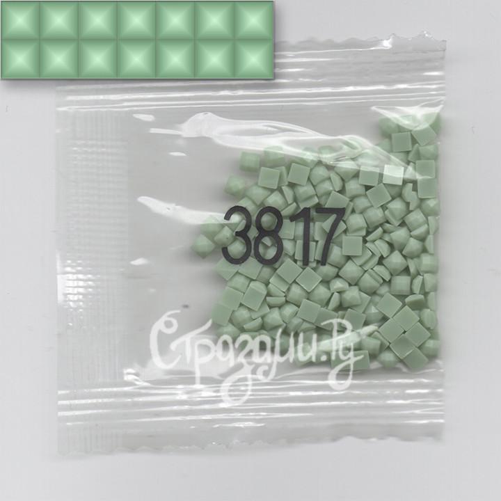 Стразы для алмазной вышивки DMC 3817 квадратные 1,4 г