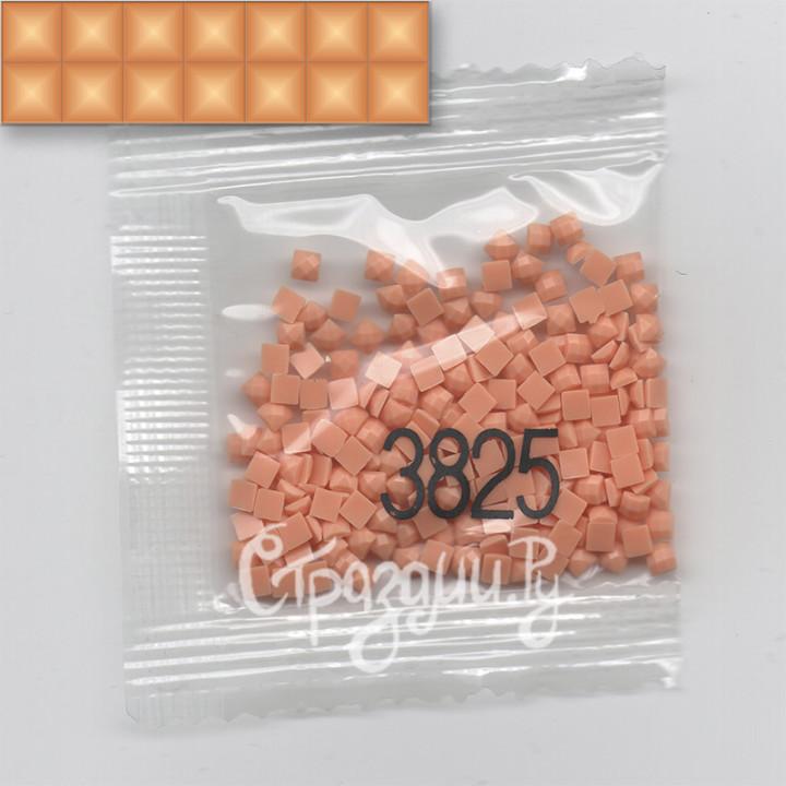 Стразы для алмазной вышивки DMC 3825 квадратные 200-220 шт