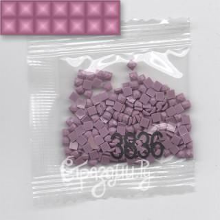 Стразы для алмазной вышивки DMC 3836 квадратные 200-220 шт