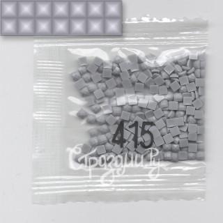 Стразы для алмазной вышивки DMC 415 квадратные 1,4 г