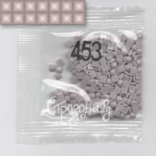 Стразы для алмазной вышивки DMC 453 квадратные 200-220 шт