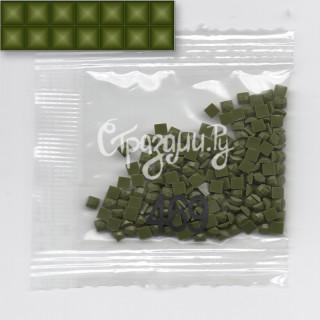 Стразы для алмазной вышивки DMC 469 квадратные 1,4 г