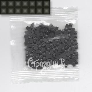 Стразы для алмазной вышивки DMC 535 квадратные 1,4 г