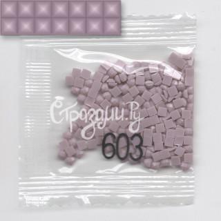 Стразы для алмазной вышивки DMC 603 квадратные 1,4 г
