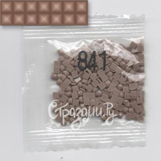 Стразы для алмазной вышивки DMC 841 квадратные 1,4 г